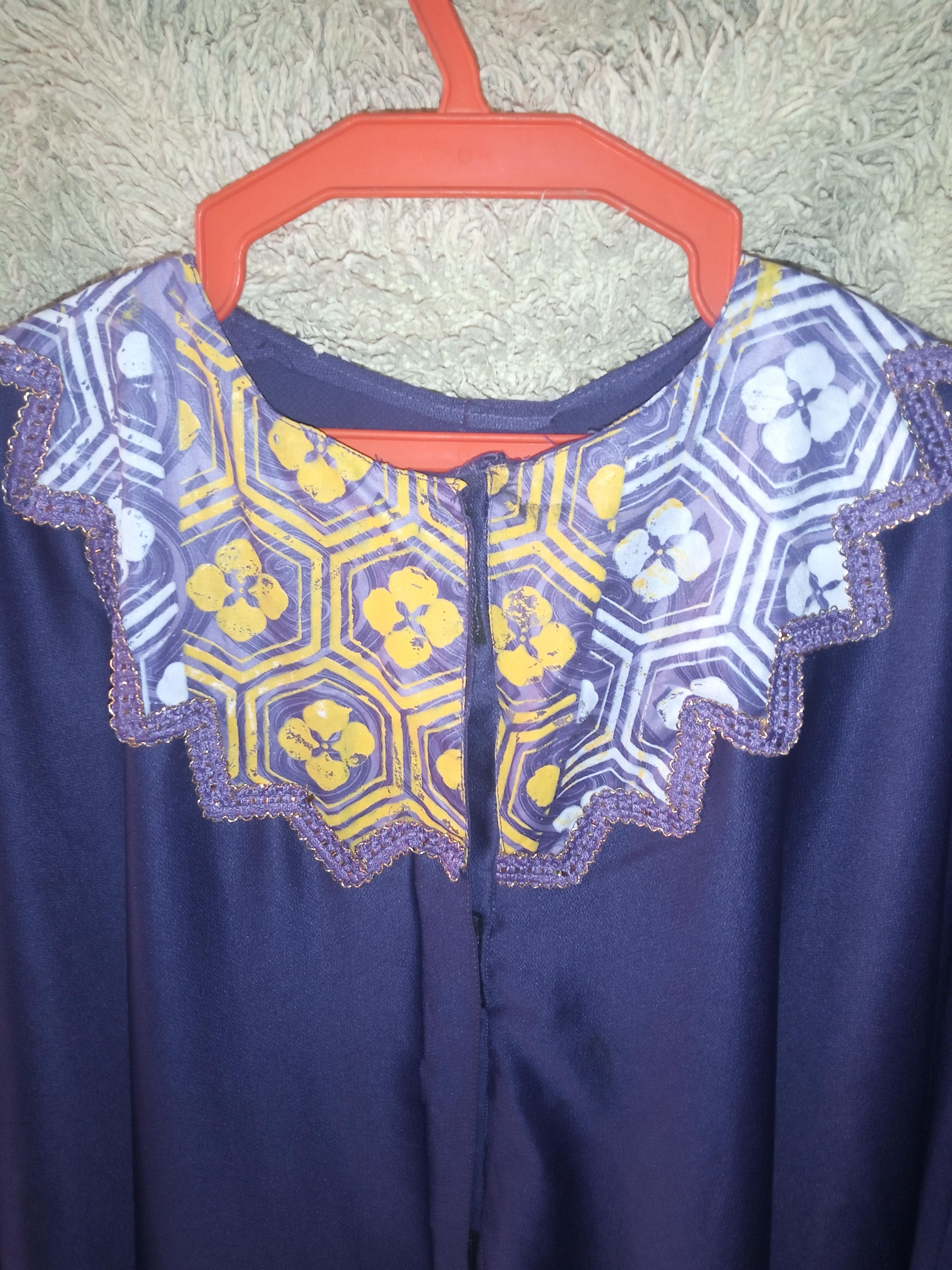 Kampala abaya maxi dress